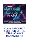 Insurance Times Claims Excellence Awards Finalist Badge 2020