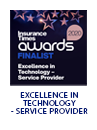 Insurance Times Awards Finalist Badge 2020